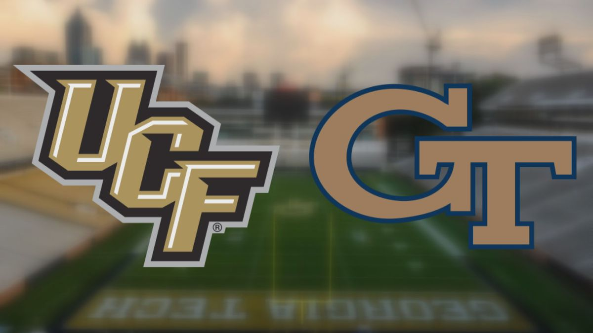 UCF vs. Georgia Tech Football