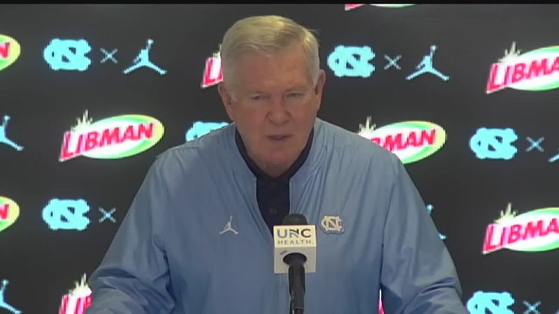 UNC Mack Brown Monday