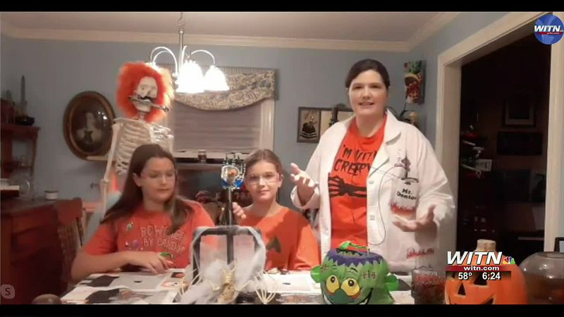 Spooky Science Experiments 3/3