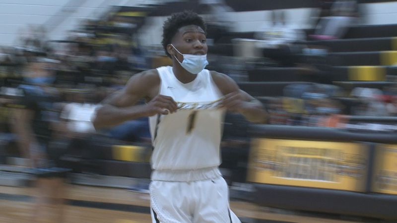 Farmville Central's Terquavion Smith