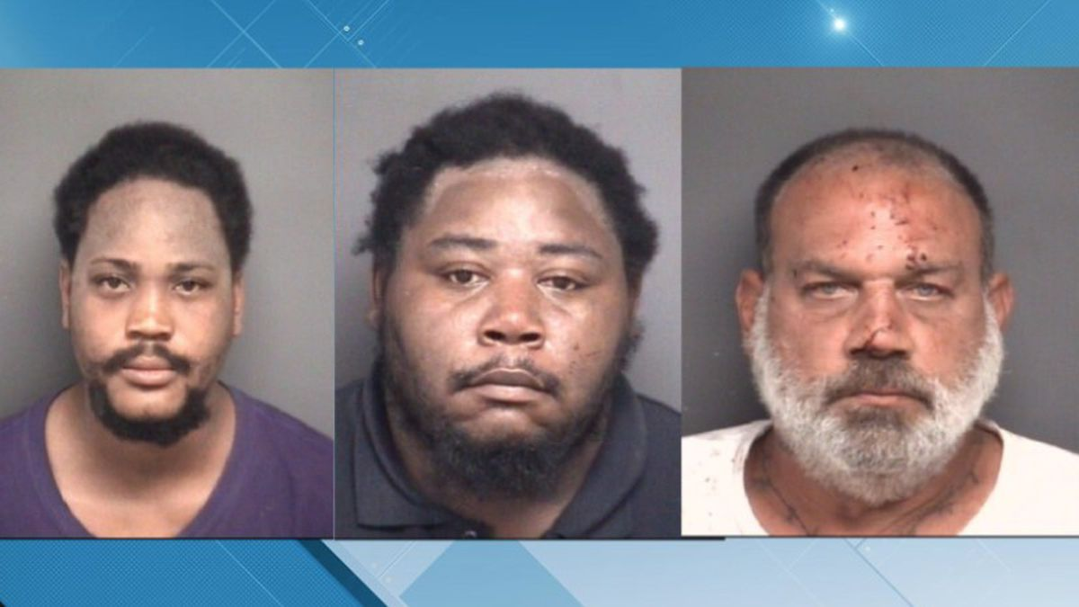 Suspects charged with breaking and entering at Greenville Utilities substation