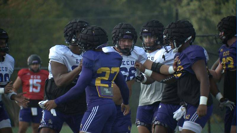 ECU football hosts Tulane on Saturday at 3:30 in their homecoming football game.