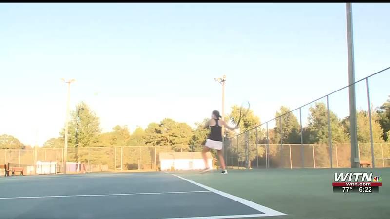 Greene Central women's tennis