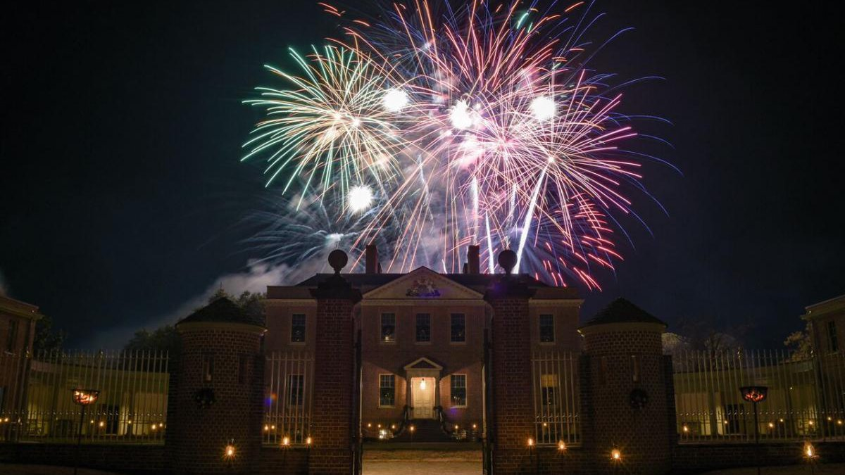 Tryon Palace Holiday Cheer event commemorates 250th Anniversary