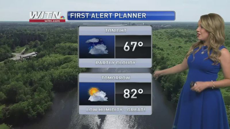 WITN First Alert Forecast for 6-15-2021