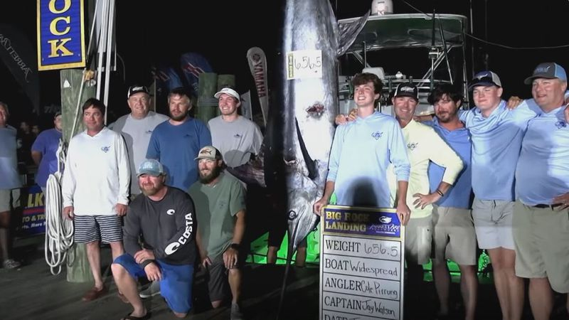 New leader at Big Rock Blue Marlin Tournament day 5