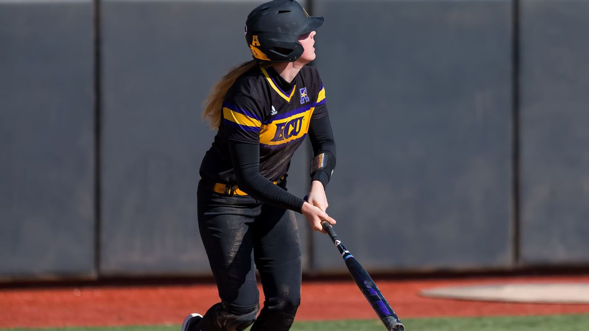 ECU Softball