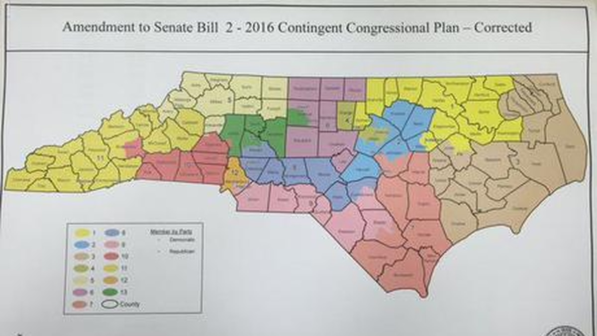 After another court ruling, NC House back to redistricting